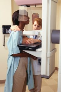 Illustration of Explanation Of The Results Of Mammography Examination?