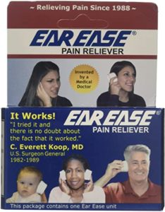 Illustration of How To Deal With And Care To Relieve Ear Pain?