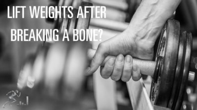 Illustration of Can You Lift Weights After A Fracture 6 Years Ago?