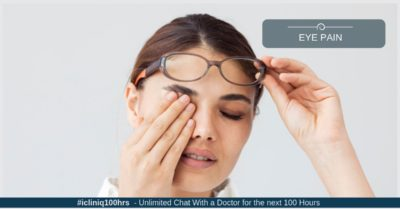 Illustration of Vision Is Uncomfortable After Wearing Glasses?