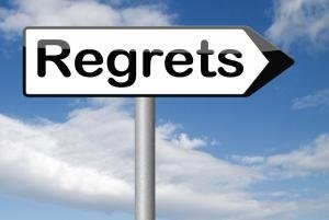 Illustration of How To Deal With Prolonged Regret?