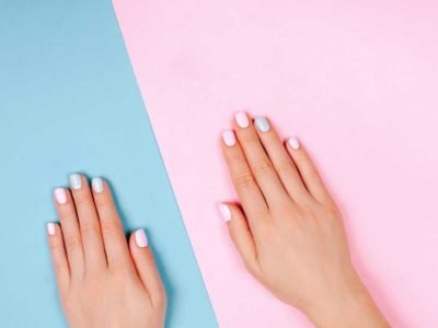 Illustration of Nails Are Blue When The Flu And Cold With A History Of Congenital Heart Disease?