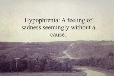 Illustration of How To Deal With Hypophrenia?