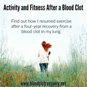 Illustration of Having Lots Of Menstrual Blood And Clotting After Aerobic Exercise?