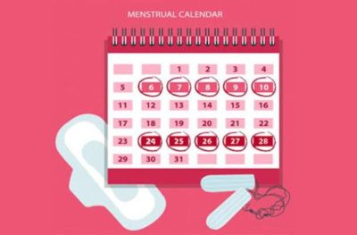 Illustration of Causes Menstruation 2 Times A Month?