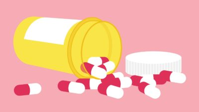 Illustration of Side Effects After Consuming Joint Pain Medication?