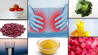 Illustration of Herbal Remedies To Treat Kidney Pain?