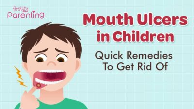 Illustration of Ulcers For Babies Aged 35 Days?