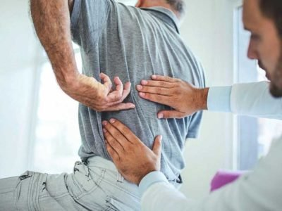 Illustration of Are Back And Hip Pain A Symptom Of Kidney Pain?