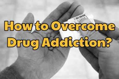 Illustration of How To Overcome Drug Addiction?