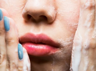 Illustration of Vulnerable When Changing Face Wash?