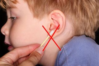 Illustration of The Ears Remove A Lot Of Dirt Accompanied By Pain In The Ear When Pressed?