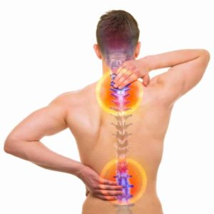 Illustration of The Cause Of Back Pain In The Neck Accompanied By Migraine And Fever?