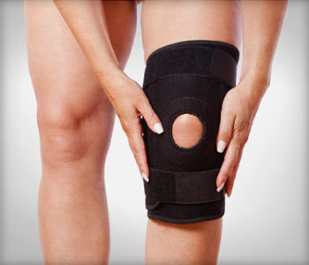 Illustration of How To Cure A Knee Ligament Injury?