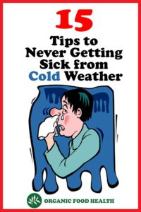 Illustration of Treatment Of Colds That Never Heal?