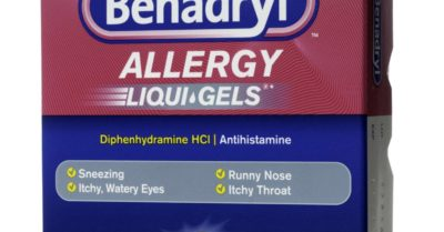 Illustration of Can Children Under 1 Year Consume Allergy Cough Medicine?