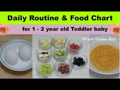 Illustration of Food For 1 Year Old Baby?