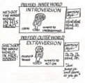 Difference Between Anxiety Disorder And Introvert?