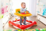 Can Babies Aged 5 Months Use Roling (baby Walkers)?