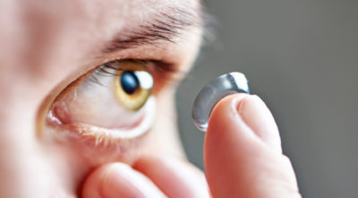 Illustration of The Period Of Use Of Contact Lenses?