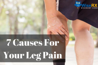 Illustration of The Cause Of Leg Pain Such As Stabbing And Frequent Tingling?