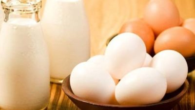 Illustration of Is It Dangerous If You Use Milk Or Eggs Every Day?