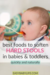 Illustration of Causes Hard Bowel Movements In Infants Aged 6 Months?