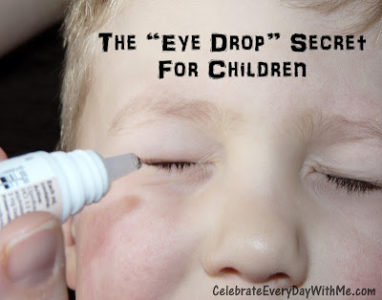 Illustration of Use Eye Drops Every Day?