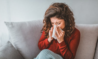 Illustration of Solution To Overcome Cold Fever?