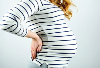 Illustration of Frequent Hip Pain During 5 Months Of Pregnancy?