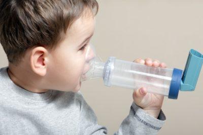 Illustration of Causes 7-year-old Children Shortness Of Breath Suddenly?