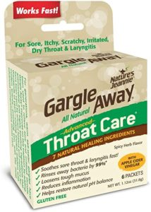 Illustration of A Sore Throat Remedy Accompanied By A Hoarse Cold Cough?
