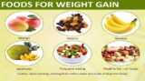 Tips To Gain Weight?