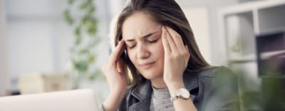 Illustration of Headaches That Disappear?