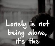 Illustration of Feeling Alone, Lonely And Tired?