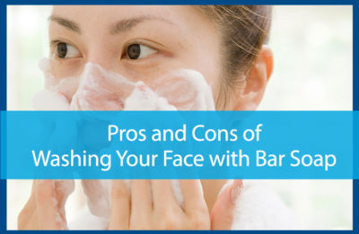 Illustration of Dry And Irritated Face When Washing Your Face Using Soap?