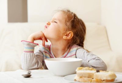 Illustration of How So That Children Can Appetite Again?