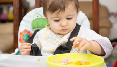 Illustration of Difficult To Eat In Infants Aged 11 Months?