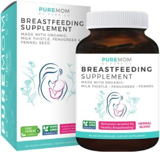 Illustration of A Good Supplement For Breastfeeding Mothers?