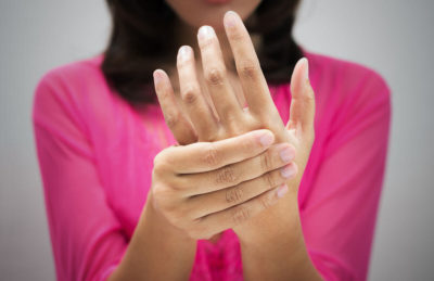 Illustration of The Cause Of Easy Hands Cramps To Tingling?