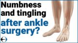 Tingling After Injury?