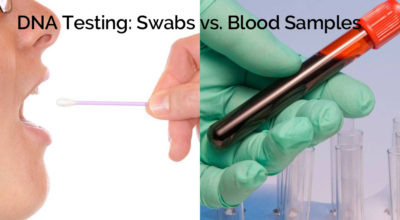 Illustration of Is A DNA Test The Same As A Blood Test?