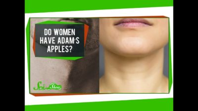 Illustration of Can Women Have Adam's Apple?