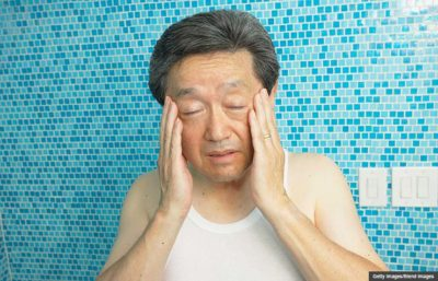 Illustration of The Cause Of Headaches Accompanied By Shortness Of Breath And Fever?