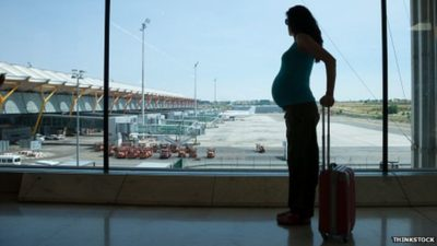 Illustration of The Impact Of Pregnant Women Following Long Journeys?