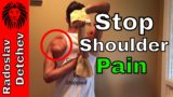 Causes And Solutions To Overcome Back Shoulder Pain?