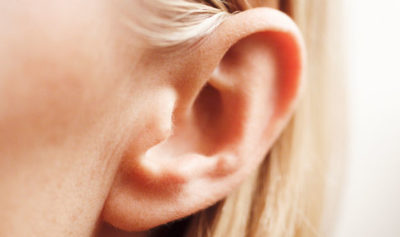Illustration of A Lump In The Ear Aches To Headache?