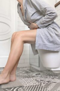 Illustration of Stomach Pain, Hard And Often Urinating?