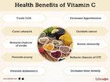 The Effect Of Consuming Vitamin C Can Be With The Effectiveness Of Birth Control Pills?