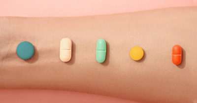 Illustration of Take Medications And Vitamins When Planning A Pregnancy?
